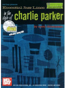 Essential Jazz Lines in the Style of Charlie Parker - Bb Instruments (book/CD play-along)