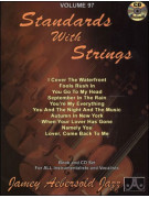Volume 97: Standards with Strings (book/CD play-along)