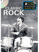 Play Along Drums Audio CD: Classic Rock (booklet/CD Play-Along)