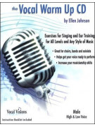 The Vocal Warm Up Cd For Men (book/CD)