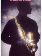 Jazz and Blues Greats for Saxophone