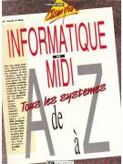 Informatique et MIDI: Tous les systemes de A à Z