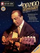 Jazz Play-Along Volume 121: Django Reinhardt (book/CD)