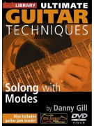 Lick Library: Ultimate Guitar Techniques - Soloing With Modes (DVD)