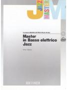 Master in basso elettrico jazz 1 (libro/CD)