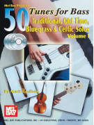 50 Tunes for Bass (book/3 CDs