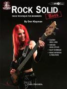 Camp Jam: Rock Solid - Bass (book/CD MP3)