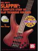 Slappin': A Complete Study of Slap Technique for Bass (book/CD/DVD)