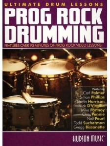 Ultimate Drum Lessons: Prog Rock Drumming (DVD)