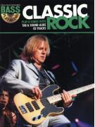 Classic Rock: Bass Play-Along (book/CD)