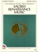 Sacred Renaissance Music (book/cassette)