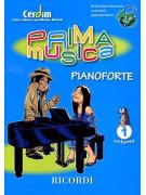 Prima Musica - Pianoforte Volume 1