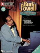 Jazz Play-Along volume 101 Bud Powell (book/CD)