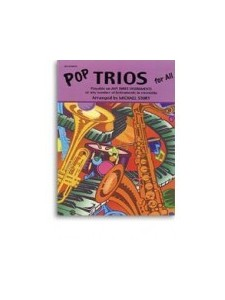Pop Trios for All (Percussion)