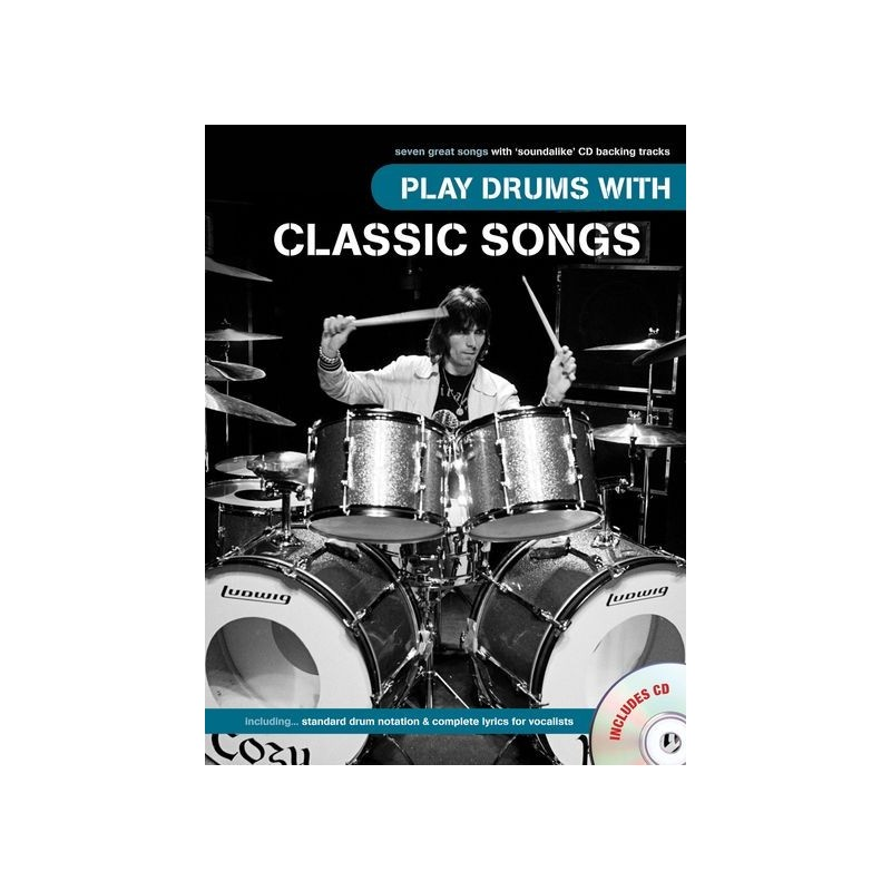 Drum play along basi batteria rock batteria rock for Classic house tracks 2000