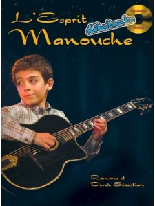 L'Esprit Manouche Debutants (book/CD)