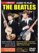 Lick Library: Learn to Play the Beatles (DVD)