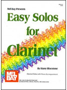 Easy Solos for Clarinet