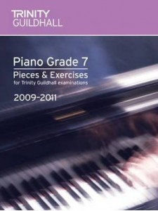 Trinity Guildhall Piano Exam 2009-2011 Grade 7