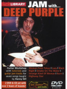 Lick Library: Jam With Deep Purple (2 DVD)