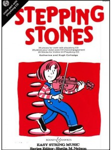 Stepping Stones (book/CD)