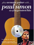 Play Acoustic Guitar With... Paul Simon (book/CD)