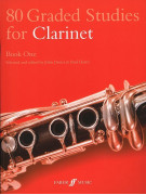 80 Graded Studies for Clarinet - Book One