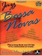 Bossa Novas (book/CD play-along)