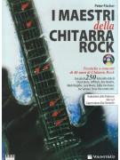 I maestri della chitarra rock (libro/CD)