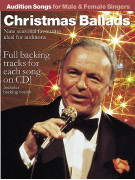 Audition Songs: Christmas Ballads (book/CD sing-along)