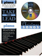Take The Lead: Christmas Songs Piano (book/CD play-along