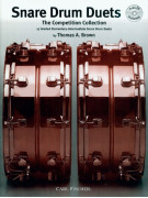 Snare Drum Duets (book/CD)