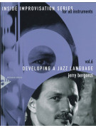 Inside Improvisation Series Vol. 6: Developing a Jazz Language (book/CD)