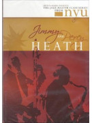 Jimmy & Percy Heath - The Jazz Master Class Series from NYU (2DVD)