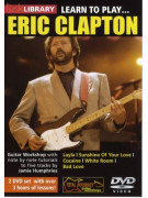 Lick Library: Learn to Play...Eric Clapton (DVD)
