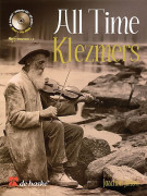 All Time Klezmers - violin (book/CD play-along)