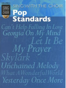 Sing With The Choir Volume 3: Pop Standards (book/CD)