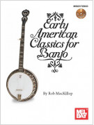 Early American Classics for Banjo (book/CD)