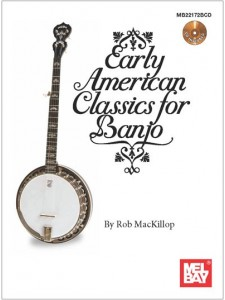 Various American Banjo Tunes Songs In Scruggs Style