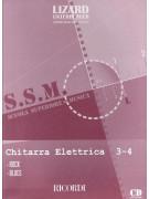 Scuola di chitarra elettrica blues e rock vol.2 (libro/CD)