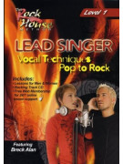 The Rock House Method: Lead Singer Vocal Techniques 1 (DVD)