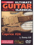 Lick Library: Ultimate Guitar Techniques Shredding Classical - Caprice No.24 (DVD)