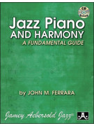 Jazz Piano and Harmony - A Fundamental Guide (book/CD)