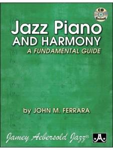 Jazz Piano and Harmony - A Fundamental Guide (book/CD)