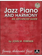 Jazz Piano and Harmony - An Advanced Guide (book/CD)