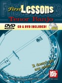 First Lessons Tenor Banjo (book/CD/DVD)
