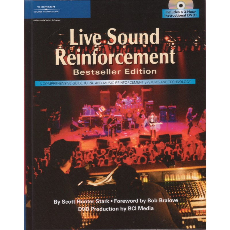 live sound reinforcement Check out the 8 essential eq tips for live sound - insync page at sweetwater — the world's equalizers are the bread and butter of good sound reinforcement.