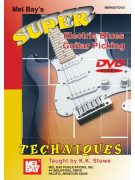 Super Electric Blues Guitar Picking Techniques (DVD)