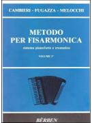 Metodo per fisarmonica vol. 1