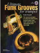 Ultimate Funk Grooves for Trumpet (book/CD)